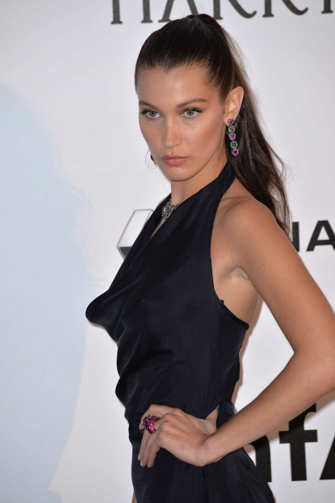 Bella Hadid - amfAR's 23rd Cinema Against AIDS Gala in Antibes