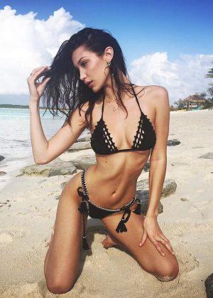 5e560dc170d Bella Hadid and Emily Ratajkowski in Bikini 2016 -05 | GotCeleb