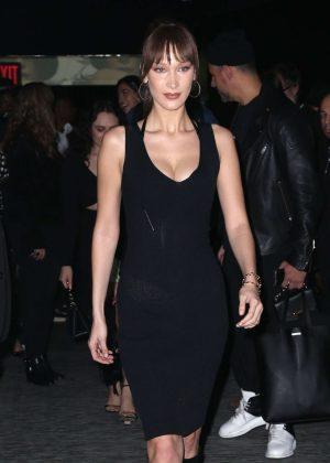 Bella Hadid - Arrive at the 'Michael Kors x Bella Hadid Immersive Experience' in NYC