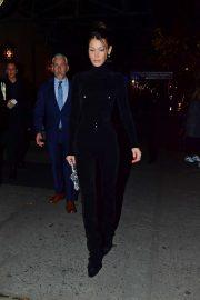 Bella Hadid - Arrives at CFDA/Vogue Fashion Fund 2019 Awards in NYC