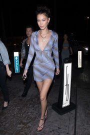 Bella Hadid - Arrives at LIV Miami in Miami