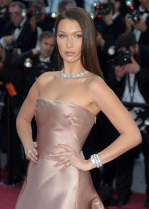 Bella Hadid - 'Ash Is Purest White' Premiere at 2018 Cannes Film Festival