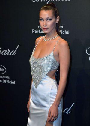 Bella Hadid - Chopard Dinner at 70th Cannes Film Festival in France