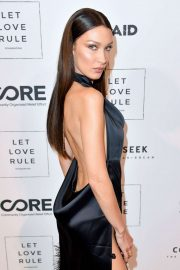 Bella Hadid - Core x Let Love Rule Benefit during Art Basel in Miami
