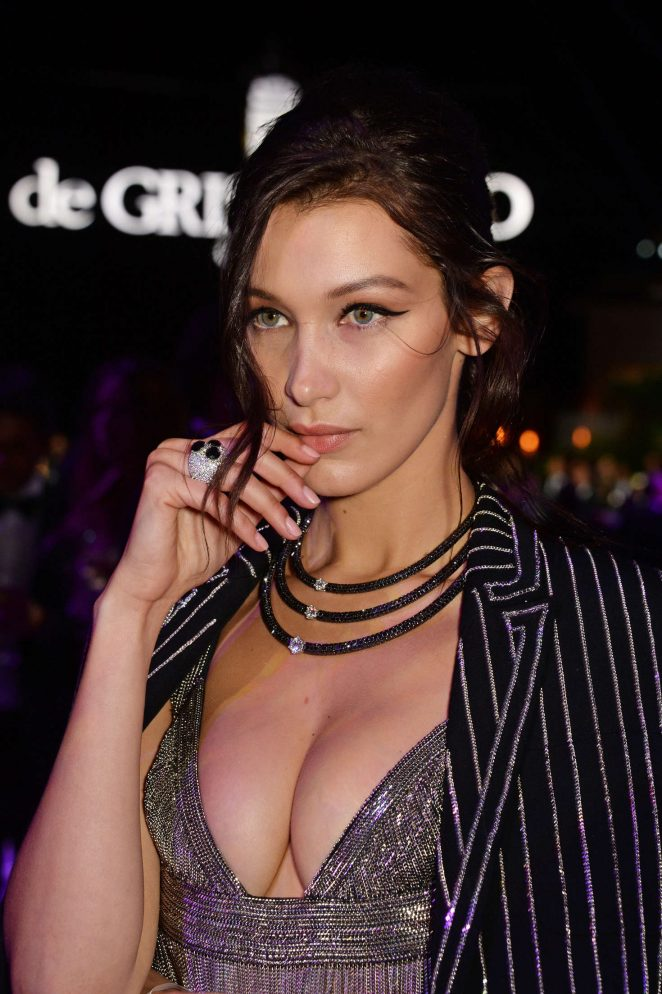 Bella Hadid - De Grisogono Party at 2016 Cannes Film Festival