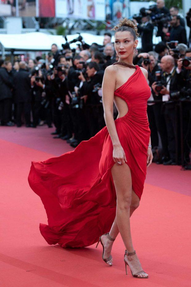 Bella Hadid - 'Dolor y Gloria' Screening at 2019 Cannes Film Festival