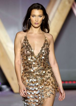 Bella Hadid - Fashion For Relief Runway at 2018 Cannes Film Festival
