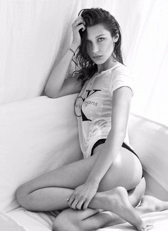 Bella Hadid - Flare Magazine (October 2016)