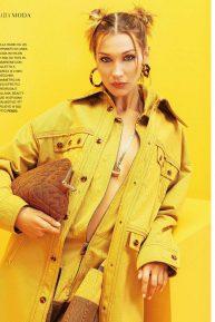 Bella Hadid for Grazia Italy Magazine (April 2020)