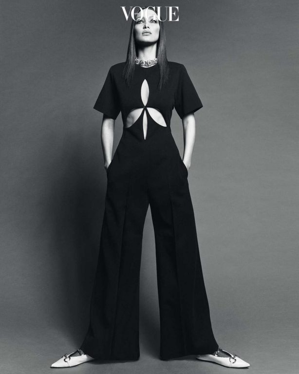 Bella Hadid for Vogue Korea Magazine (April 2020)