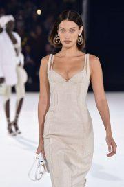 Bella Hadid - Jacquemus Menswear Rrunway Show in Paris