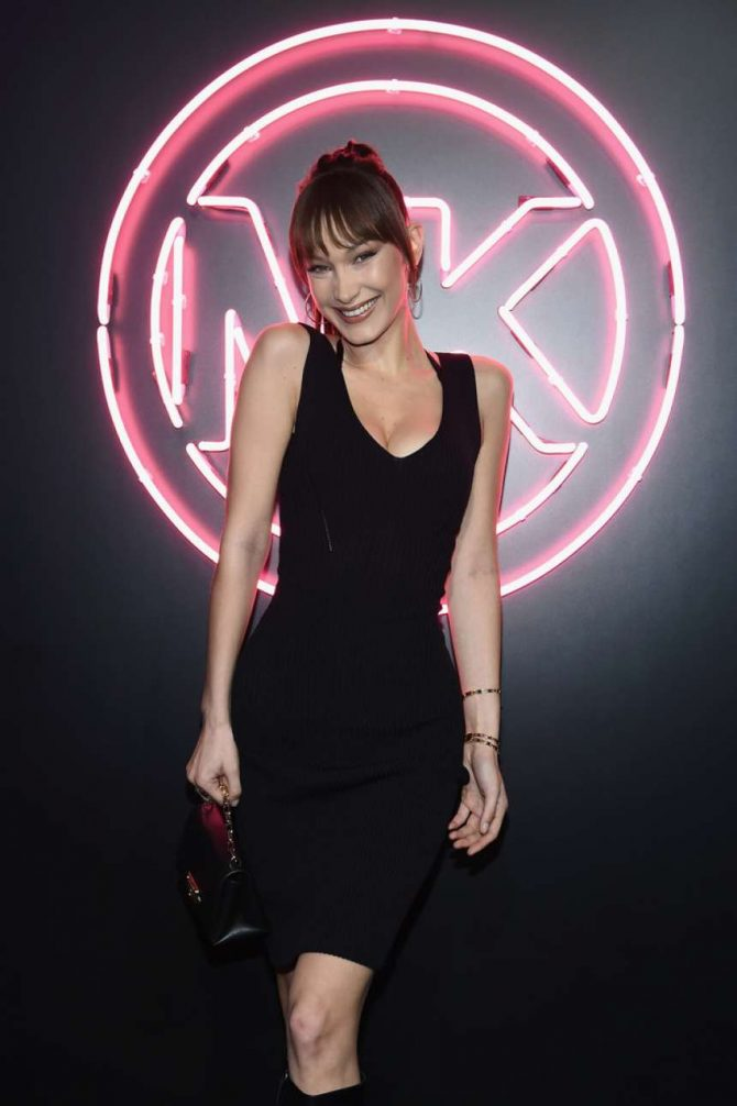 Bella Hadid – Jump Into Spring: Michael Kors Spring 2019 Launch Party in NYC