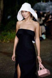 Bella Hadid - Lanvin Ready to Wear SS 2020 Runway Show at Paris Fashion Week