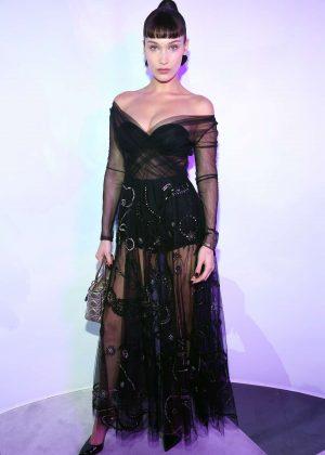 Bella Hadid - Le Bal Surrealiste Dior at Haute Couture SS 2018 Show in Paris