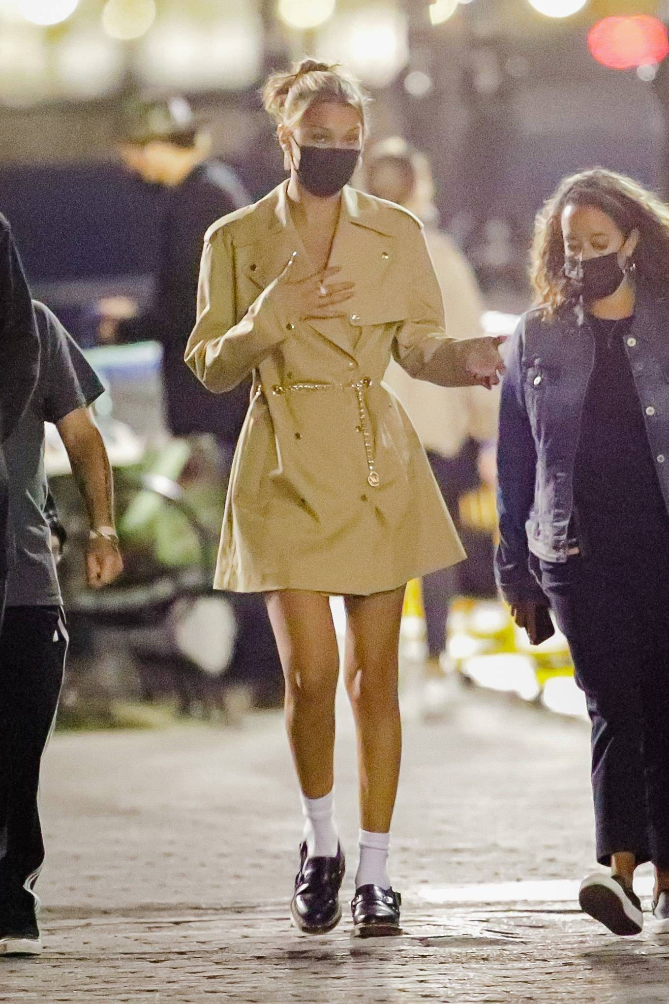 Bella Hadid 2020 : Bella Hadid – Looks chic while out in New York-28