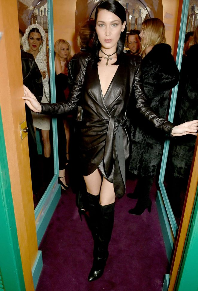 Bella Hadid - Love Me 17 X Burberry Party in London
