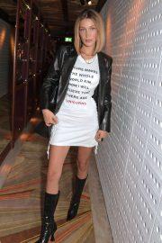Bella Hadid - LOVE & YouTube LFW Party in London