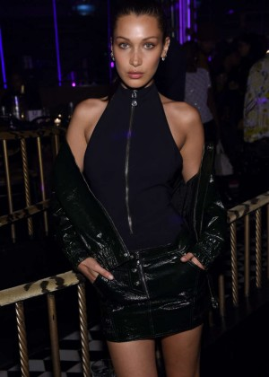 Bella Hadid - Marc Jacobs and Benedikt Taschen celebrate NAOMI in NYC