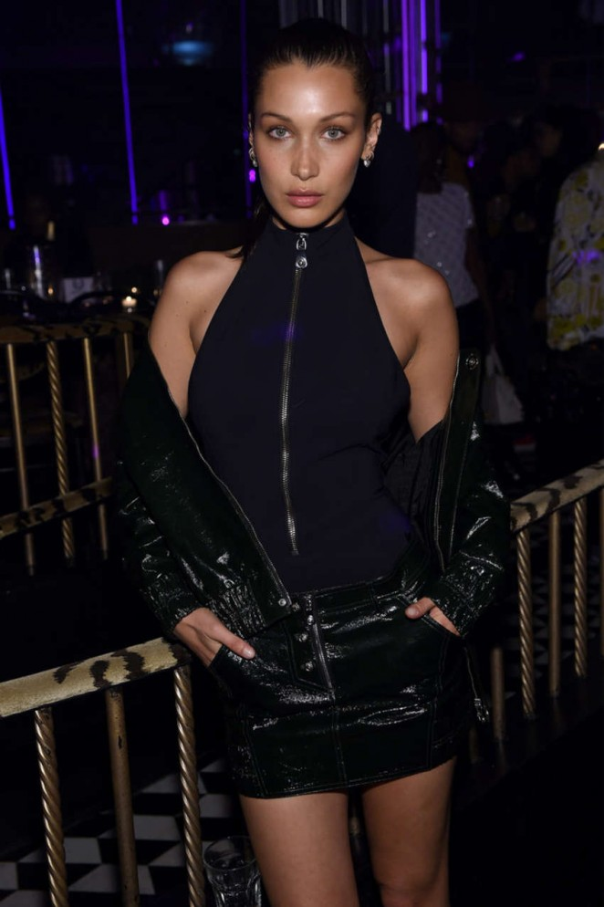 bella hadid marc jacobs and benedikt taschen celebrate naomi in nyc. Black Bedroom Furniture Sets. Home Design Ideas