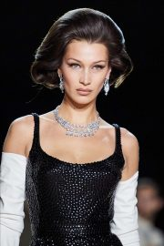 Bella Hadid - Marc Jacobs Fall 2020 Runway Show at New York Fashion Week