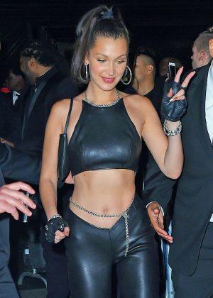 Bella Hadid - Met Gala Afterparty in New York City