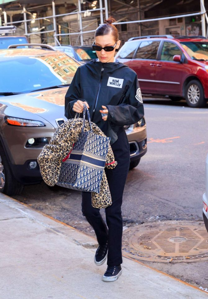 Bella Hadid – Out in New York City