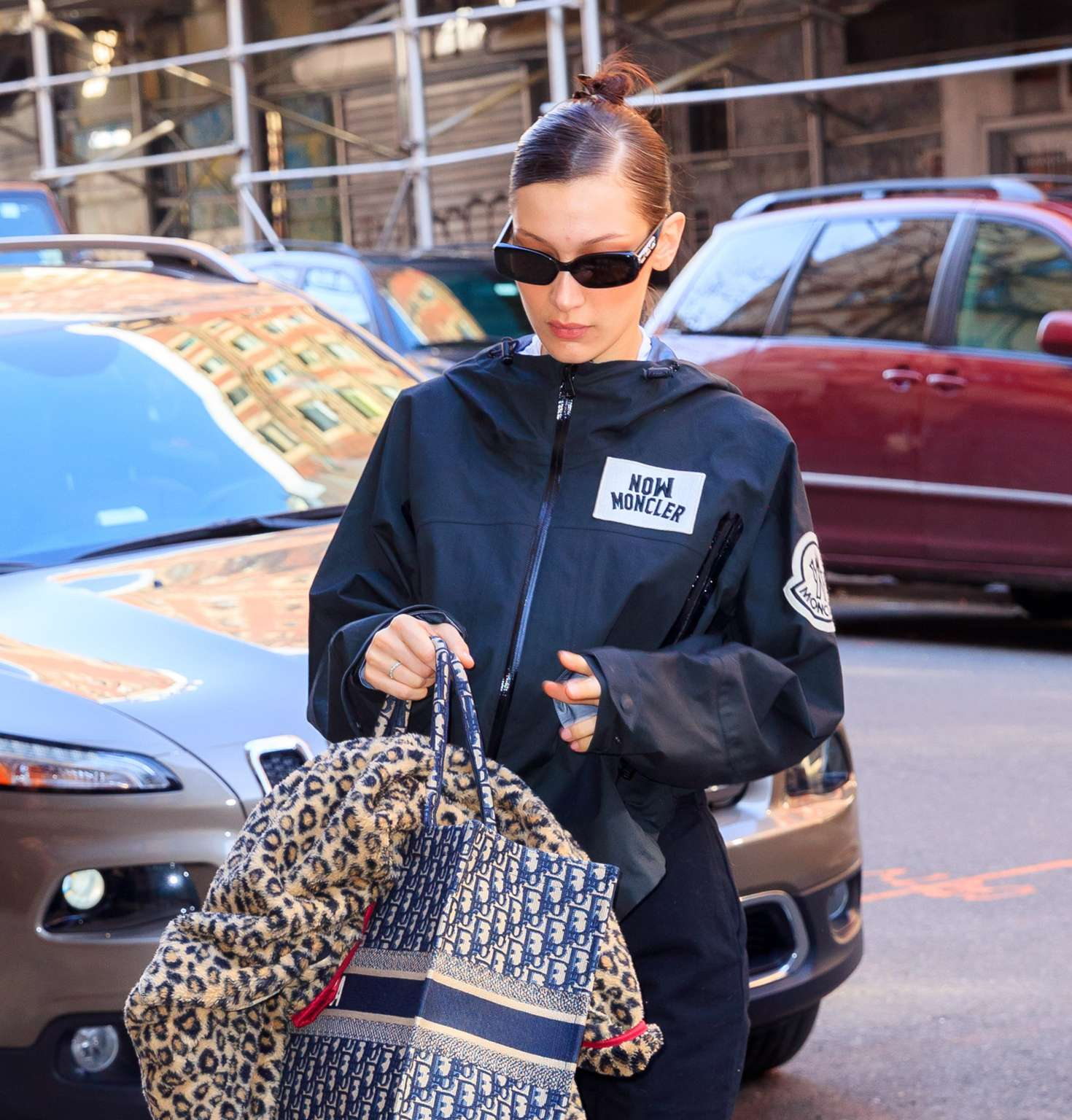 Bella Hadid - Out in New York City