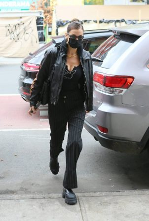 Bella Hadid - out in NYC