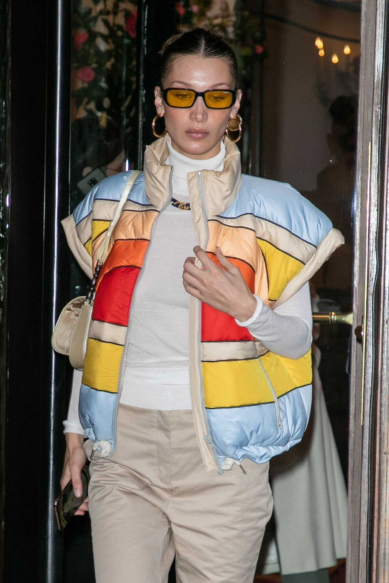 Bella Hadid - Out in Paris