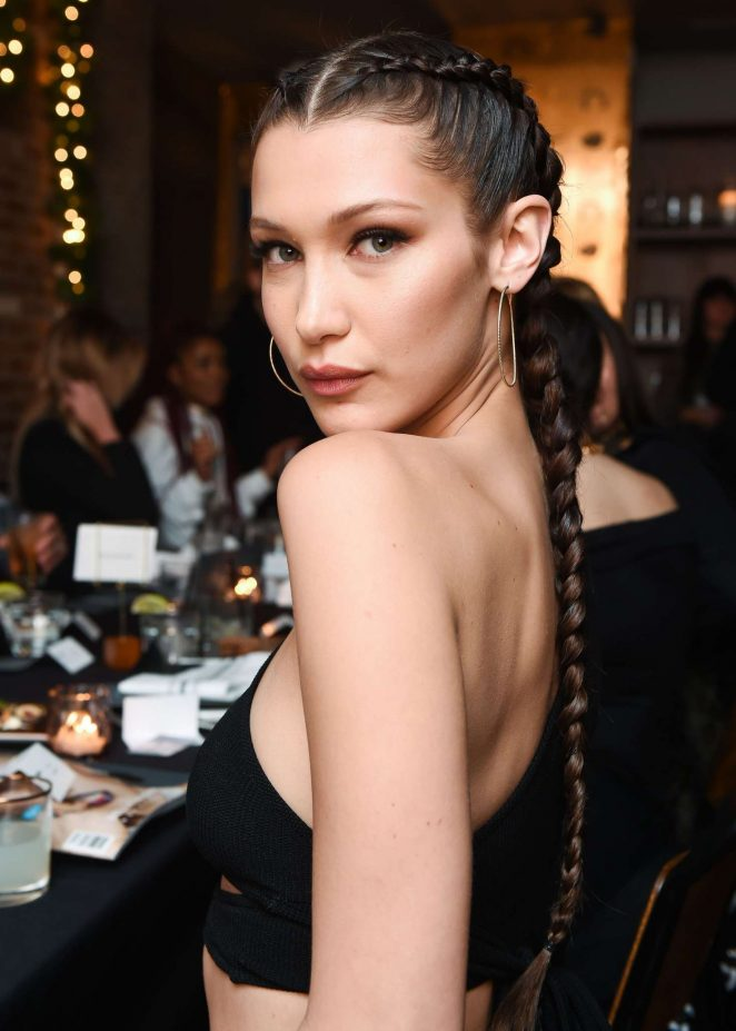 Bella Hadid – Paper Magazine and Tidal Present: The Outspoken Issue with Bella Hadid in NY