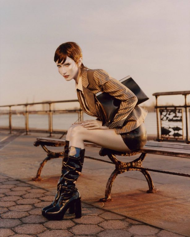 Bella Hadid - Photoshoot for V Magazine (Spring 2021)