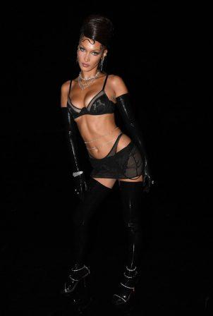 Bella Hadid - Rihanna's Savage X Fenty Show Vol. 2 in LA
