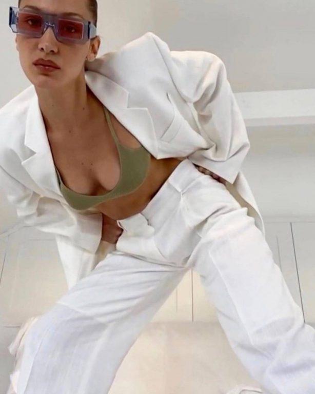 Bella Hadid - Social Media pics