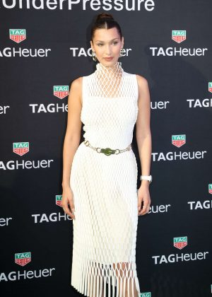 Bella Hadid - Tag Heuer Boat Party at Formula 1 Grand Prix of Monaco