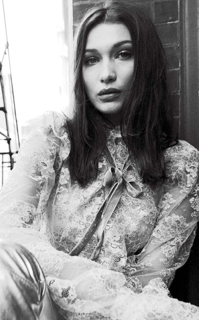 Bella Hadid - Teen Vogue Shoot 2017