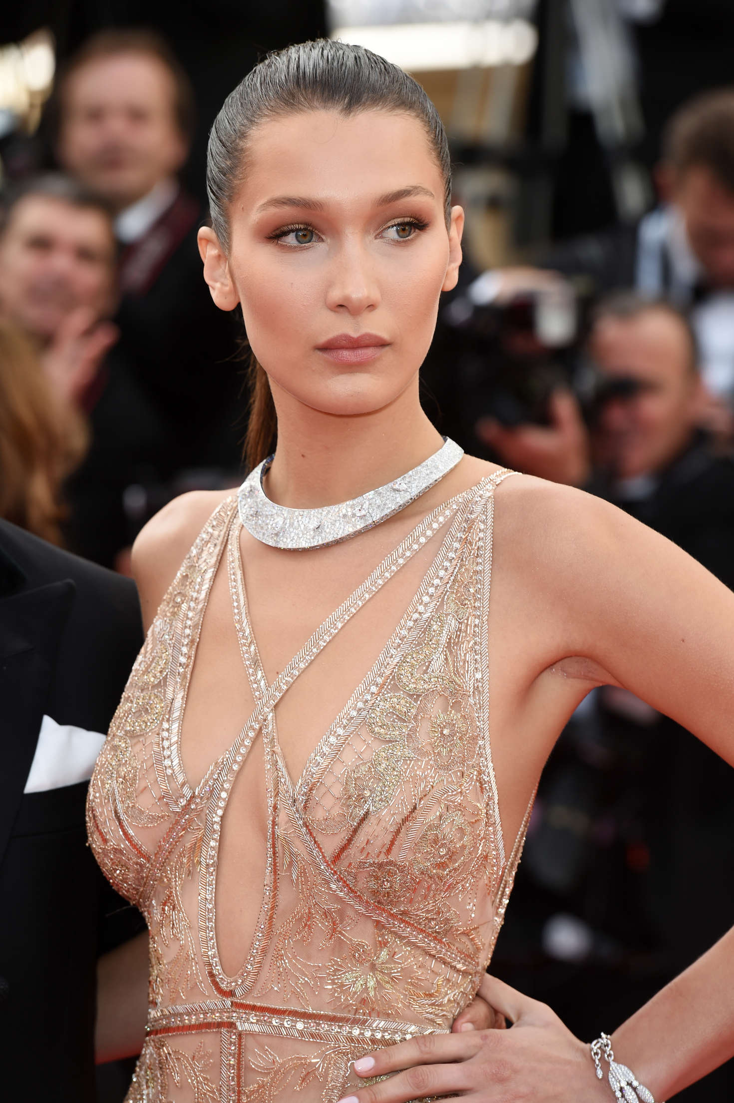 Bella Hadid The 69th Annual Cannes Film Festival 08