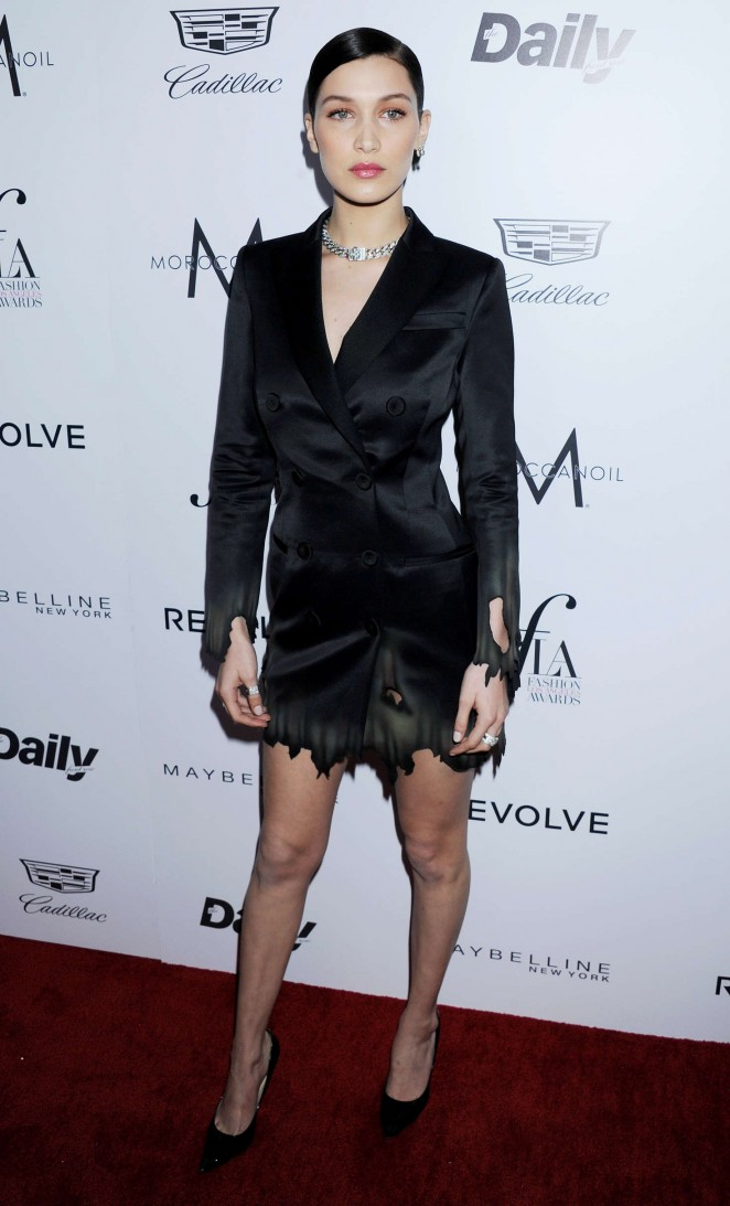 Bella Hadid - The Daily Front Row Fashion Los Angeles Awards 2016 in LA
