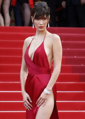 Bella Hadid - 'The Unknown Girl' Premiere at 2016 Cannes Film Festival