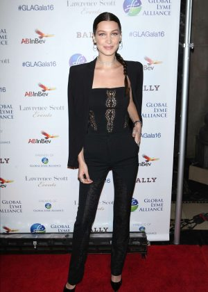 Bella Hadid - United For A Lyme-Free World Gala in New York