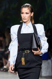 Bella Hadid - Versace Runway Show SS 2020 at Milan Fashion Week