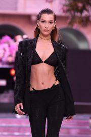 Bella Hadid - Versace Runway Show SS 2020 in Milan