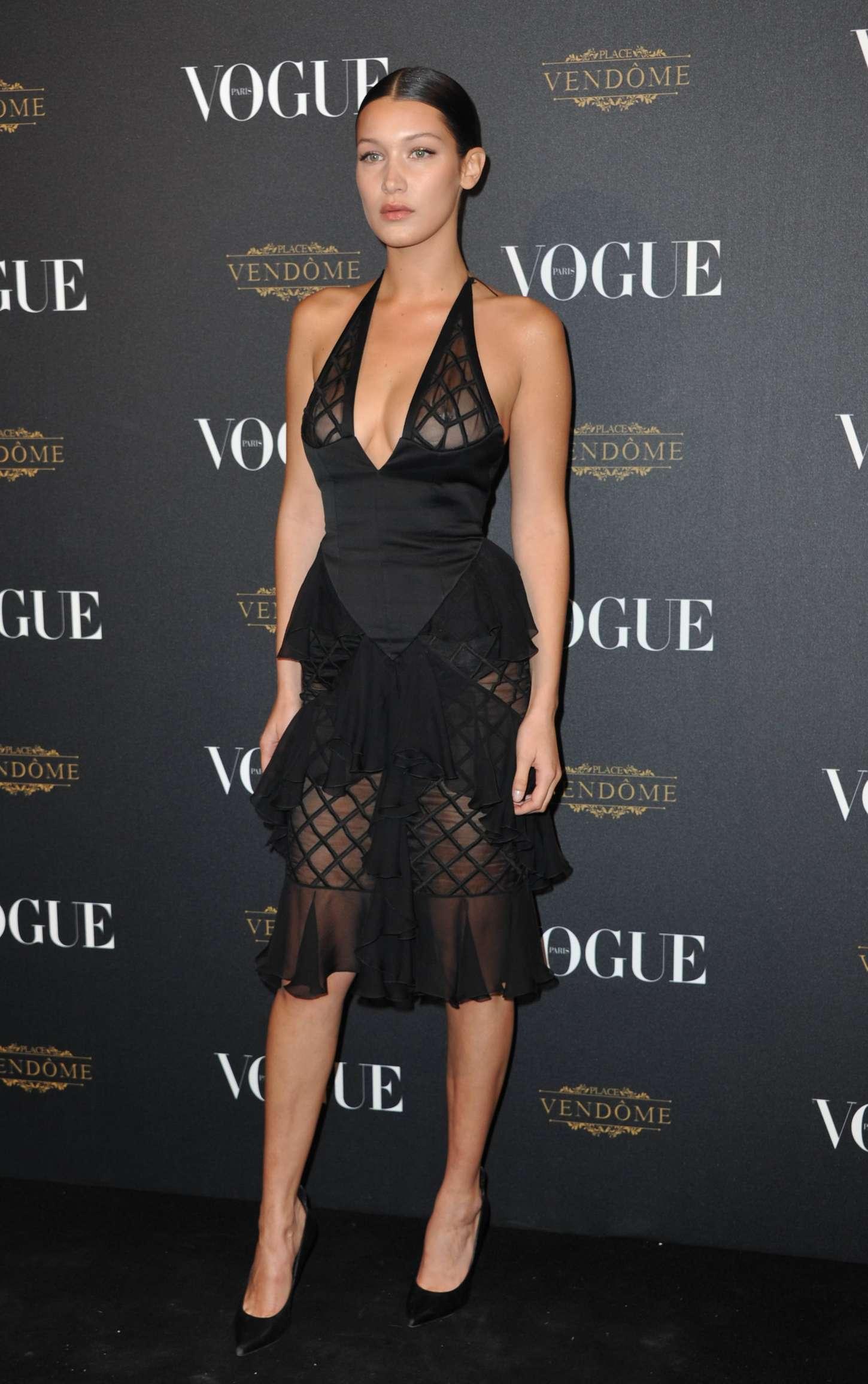 Bella Hadid Vogue 95th Anniversary Party 03 Gotceleb