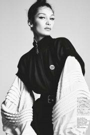 Bella Hadid - Vogue Japan Magazine (July 2019)