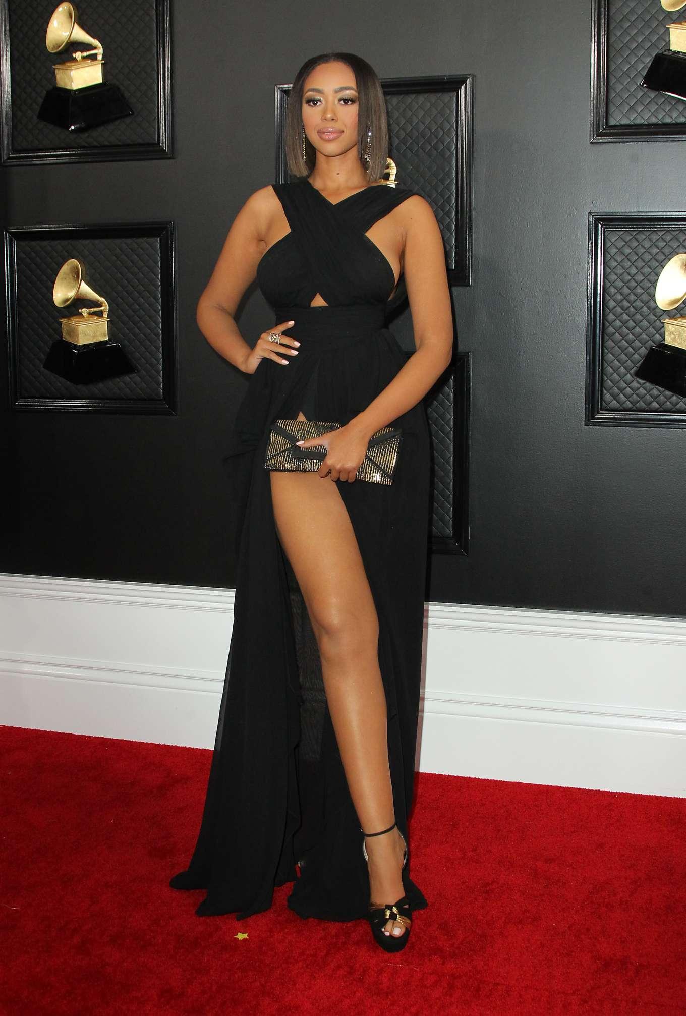 Bella Harris - 2020 Grammy Awards in Los Angeles