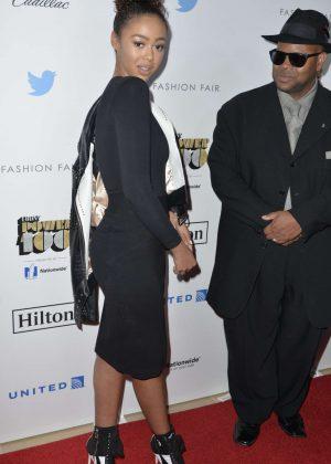 Bella Harris - Ebony Power 100 Gala in Los Angeles