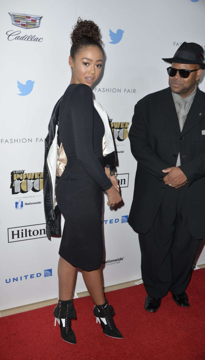 Bella Harris - Ebony Power 100 Gala in Los Angeles