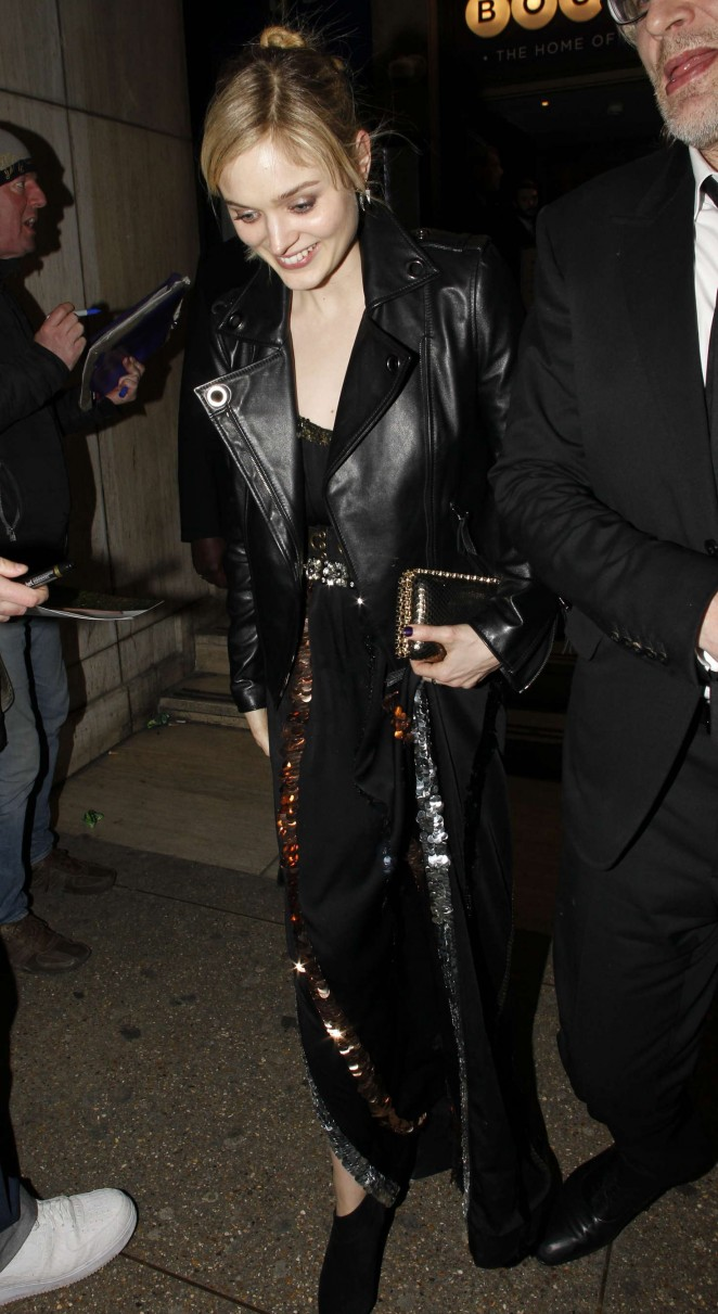 Bella Heatcoate - 'Pride And Prejudice And Zombies' After Party in London