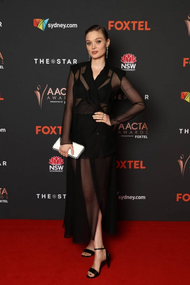 Bella Heathcote - 2020 AACTA Awards in Sydney