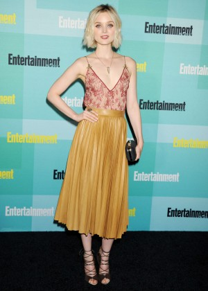 Bella Heathcote - Entertainment Weekly Party at Comic-Con in San Diego