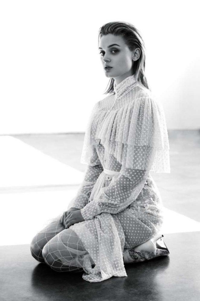 Bella Heathcote - Flaunt Magazine 2017